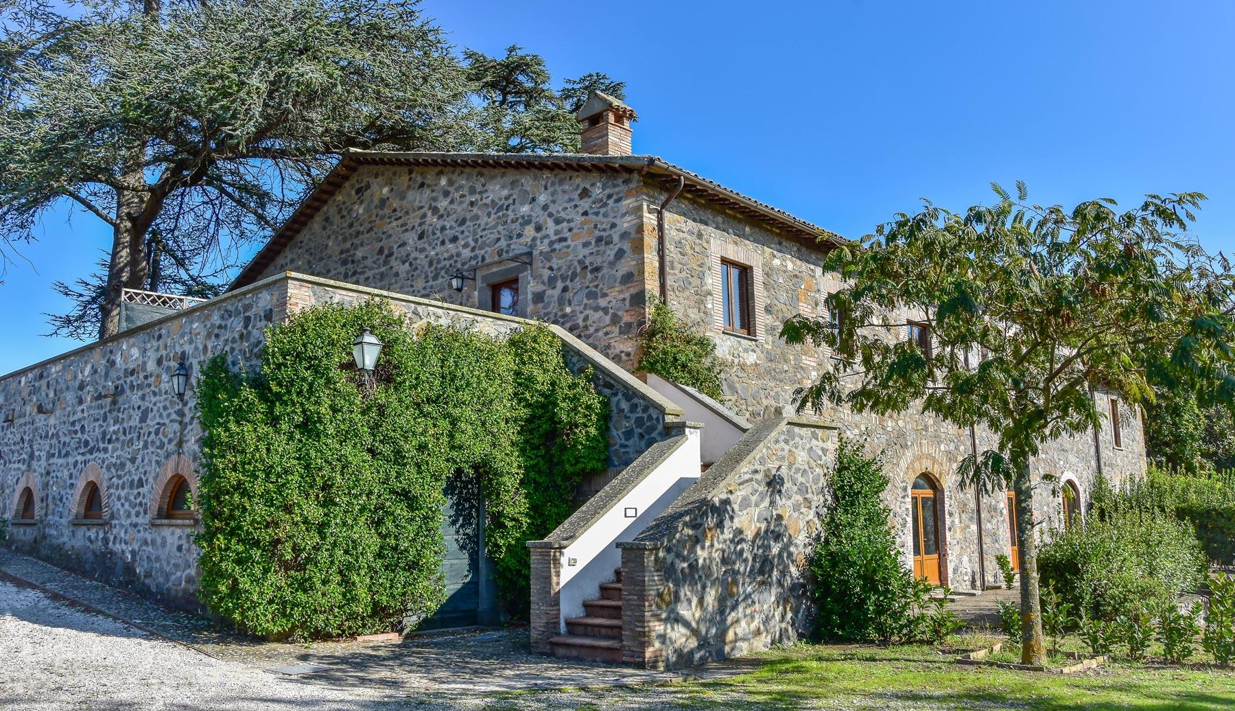 Agriturismo-Villa Monteporzano-Orvieto-Umbria